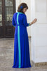 Maternity Blocked Jersey Maxi Dress