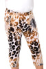 Girl's Tiger Print Legging