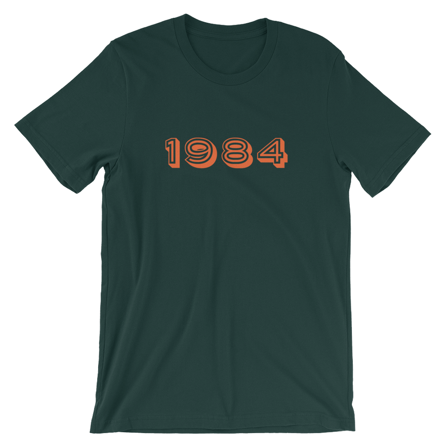 1984 - Short-Sleeve Unisex T-Shirt