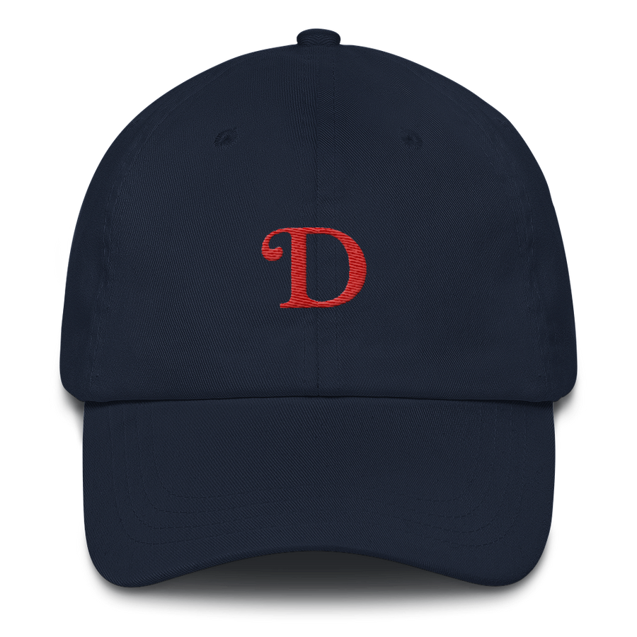 Red D - classic hat
