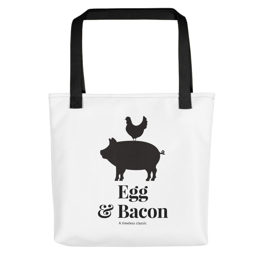 Egg & Bacon - Tote bag