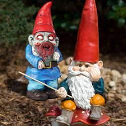 Zombie Gnome | outdoors | Affordable gifts for him for her at giftpunk.com - FREE delivery