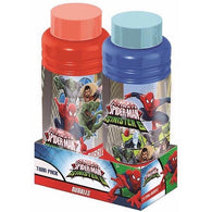 Spiderman Bubbles - Twin Pack | toys | Affordable gifts for him for her at giftpunk.com - FREE delivery
