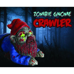 Zombie Gnome - Crawler | outdoors | Affordable gifts for him for her at giftpunk.com - FREE delivery