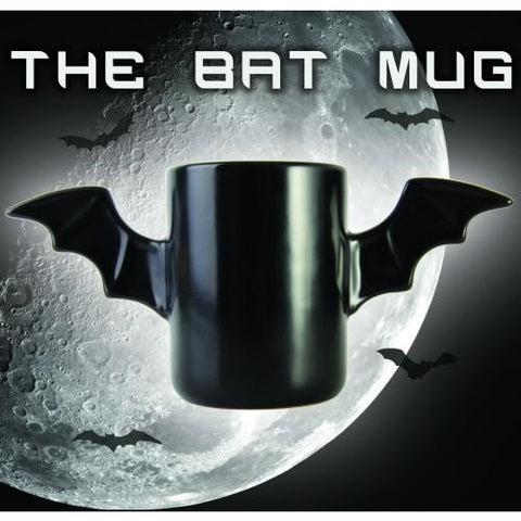 Bat Mug | kitchenware | Affordable gifts for him for her at giftpunk.com - FREE delivery