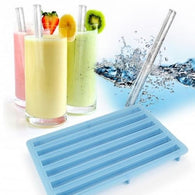 Ice Straws, Fill, Chill & Serve - Barbuzzo | kitchenware | Affordable gifts for him for her at giftpunk.com - FREE delivery
