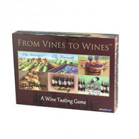 From Vines to Wines - A Wine Tasting Game | toys | Affordable gifts for him for her at giftpunk.com - FREE delivery