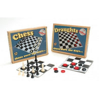 Chess/Draughts - giftpunk.com