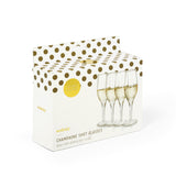 Champagne Shot Glasses | kitchenware | Affordable gifts for him for her at giftpunk.com - FREE delivery