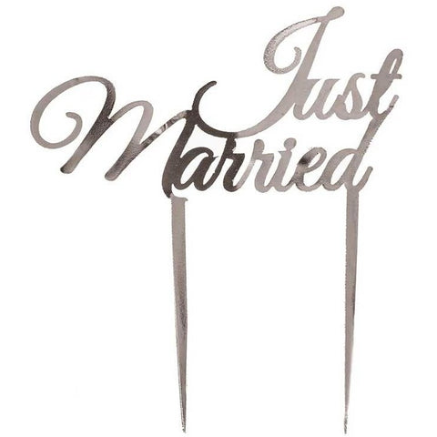 Just Married - Decoration - giftpunk.com