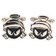 Marvin Martian Cufflinks | accessory | Affordable gifts for him for her at giftpunk.com - FREE delivery