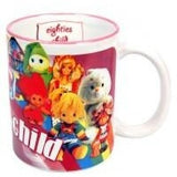 Eighties Child (Girl) - Mugs | kitchenware | Affordable gifts for him for her at giftpunk.com - FREE delivery