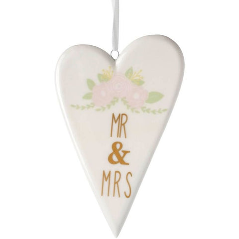 Mr & Mrs - Heart Sign - giftpunk.com