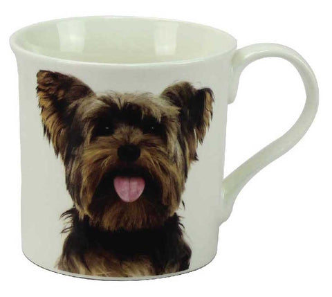 Yorkshire Terrier China Mug | kitchenware | Affordable gifts for him for her giftpunk.com - FREE UK delivery