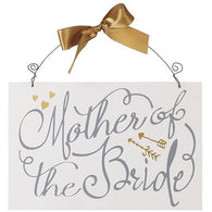 Mother of the bride - Sign - giftpunk.com