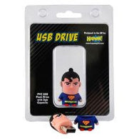 Superman USB Flash Drive | gadgets | Affordable gifts for him for her at giftpunk.com - FREE delivery