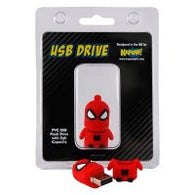 Spiderman USB Flash Drive | gadgets | Affordable gifts for him for her at giftpunk.com - FREE delivery