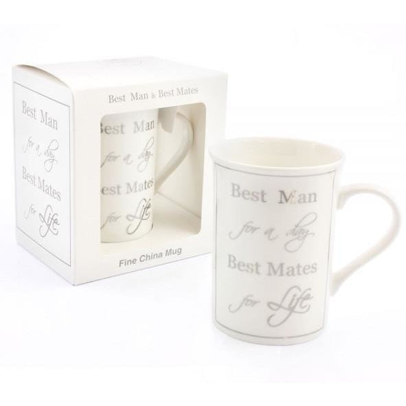 Best Man for a day, Best Mates for life - Mug - giftpunk.com