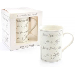 Bridesmaid for a day, Best Friend for life - Mug - giftpunk.com