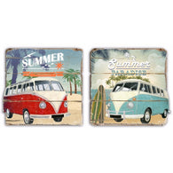 Camper Van - Summer Sign - giftpunk.com