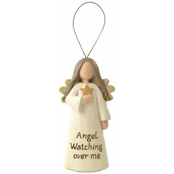 Angel watching over me - Angel Ornament - giftpunk.com