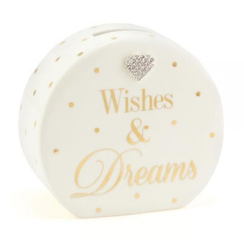 Wishes & Dreams - Mad Dots Money Box - giftpunk.com