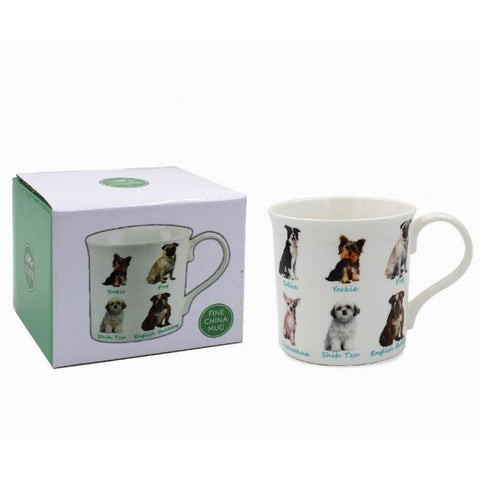 Dogs - Mug | kitchenware | Affordable gifts for him for her at giftpunk.com - FREE delivery