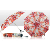 £50 Fifty Pound Note - Collapsible Umbrella | accessory | Affordable gifts for him for her at giftpunk.com - FREE delivery