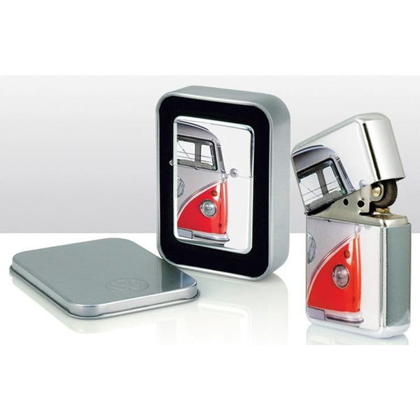 VW Volkswagen Camper Van - Windproof Lighters | smoking | Affordable gifts for him for her at giftpunk.com - FREE delivery
