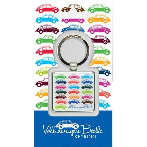 VW Volkswagen Beetle - Epoxy Keyrings | accessory | Affordable gifts for him for her at giftpunk.com - FREE delivery