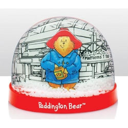 Paddington Bear - Traditional Plastic Snowstorm - giftpunk.com