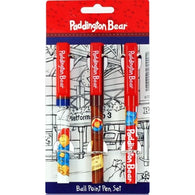 Paddington Bear - Traditional Icon Pen Pack (set of 3) | stationary | Affordable gifts for him for her at giftpunk.com - FREE delivery