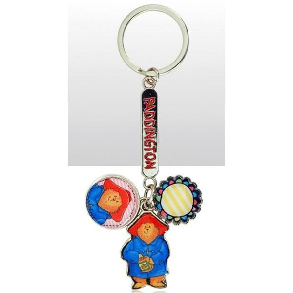 Paddington Bear - In The Pink Charm Keyring | accessory | Affordable gifts for him for her at giftpunk.com - FREE delivery
