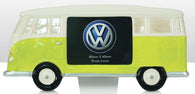 VW Volkswagen Camper Van - Ceramic Photo Frame - Lime Green/White | frames & wall art | Affordable gifts for him for her giftpunk.com - FREE UK delivery