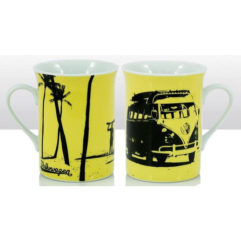 VW Volkswagen Camper Van - Lippy Mugs | kitchenware | Affordable gifts for him for her at giftpunk.com - FREE delivery