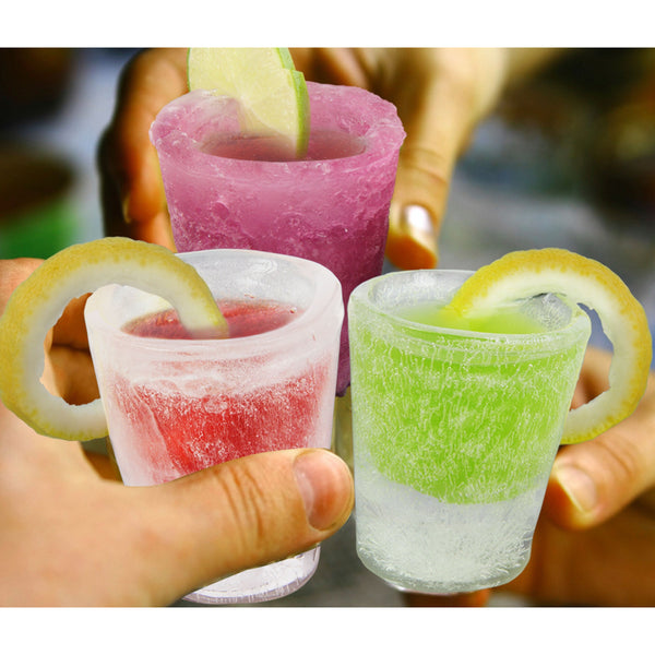 Ice Shot Glasses | kitchenware | Affordable gifts for him for her at giftpunk.com - FREE delivery