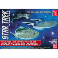 AMT - Star Trek: The Motion Picture - 1:2500 Cadet Series Kits