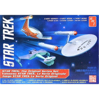 AMT - Star Trek: The Original Series - 1:2500 Cadet Series Kits | kitchenware | Affordable gifts for him for her giftpunk.com - FREE UK delivery