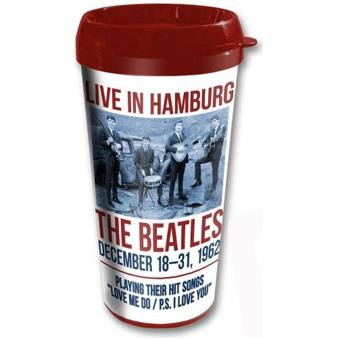 The Beatles - Travel Mug | kitchenware | Affordable gifts for him for her at giftpunk.com - FREE delivery