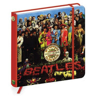 The Beatles - Sgt Pepper - Notebook | stationary | Affordable gifts for him for her giftpunk.com - FREE UK delivery