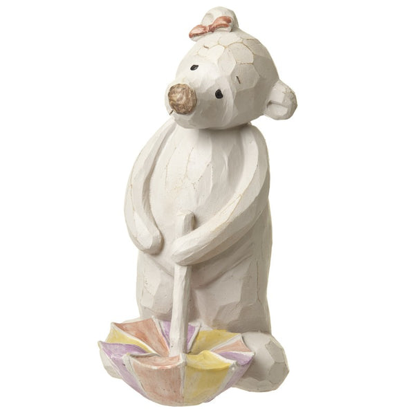 Bear Necessities - Sunshine Bear With Umbrella (Large) | collectables | Affordable gifts for him for her giftpunk.com - FREE UK delivery