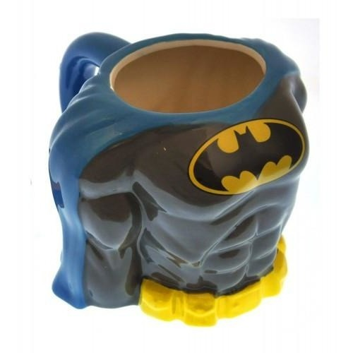 Batman Torso 3D Mug | kitchenware | Affordable gifts for him for her at giftpunk.com - FREE delivery