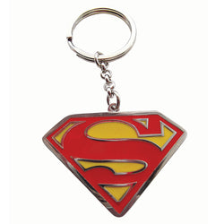 Superman - Keyring | accessory | Affordable gifts for him for her at giftpunk.com - FREE delivery