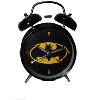 Batman - Smashed Logo Alarm Clock | clocks | Affordable gifts for him for her at giftpunk.com - FREE delivery