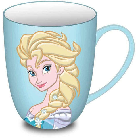 Disney Frozen Elsa Relief Mug | kitchenware | Affordable gifts for him for her at giftpunk.com - FREE delivery