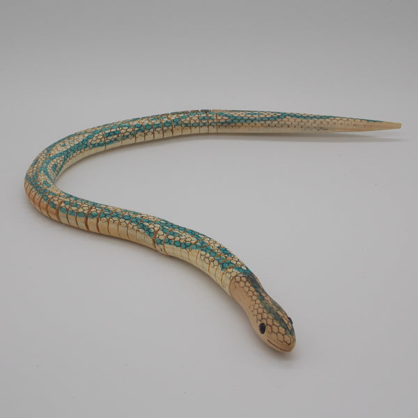 Wooden Snake - By Prof. Warbles | toys | Affordable gifts for him for her at giftpunk.com - FREE delivery
