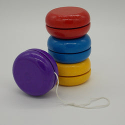 Wooden YoYo - By Prof. Warbles | toys | Affordable gifts for him for her at giftpunk.com - FREE delivery