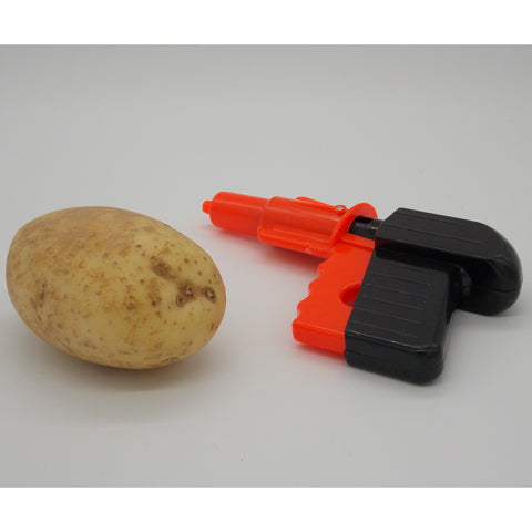 Spud Gun! - by Prof. Warbles | toys | Affordable gifts for him for her at giftpunk.com - FREE delivery