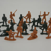 60 World War II Soldiers - Retro Toys | toys | Affordable gifts for him for her at giftpunk.com - FREE delivery