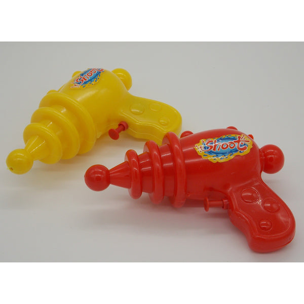 2 Raygun Water Squirters - Retro Toys | toys | Affordable gifts for him for her at giftpunk.com - FREE delivery
